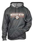 Badger Pro Heather Fleece Hoodie